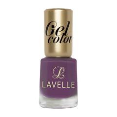 LGC-044 лак для ногтей GEL COLOR тон 044 черника со сливками 12мл