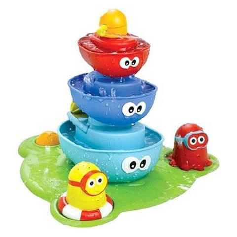 Yookidoo. Игрушка для ванной Веселый фонтан