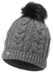 Вязаная шапка с флисовой подкладкой Buff Darla Grey Pewter