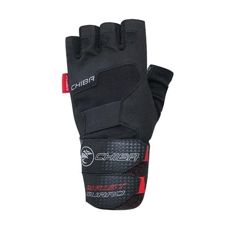 Перчатки XTR Gel 40168 Black