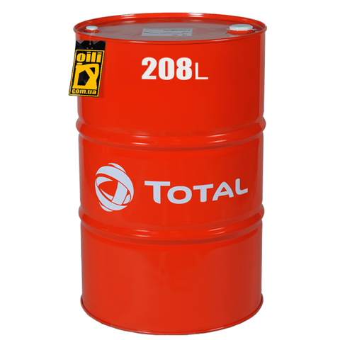 Total RUBIA WORKS 2000 10W-40 208L