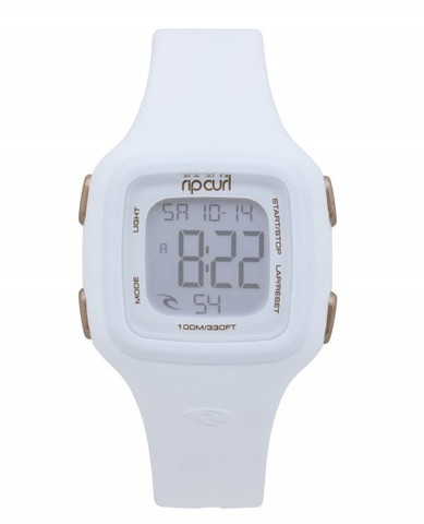 Часы женские RIP CURL Candy2 Digital Silicone White