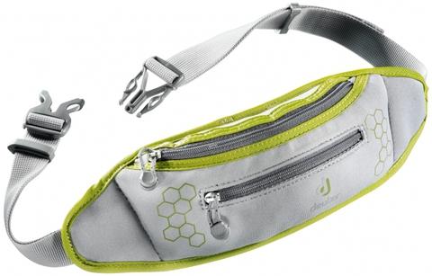 Картинка сумка для бега Deuter Neo Belt I silver-moss
