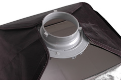 Софтбокс 60х60 см с сотами NiceFoto NE-6060G