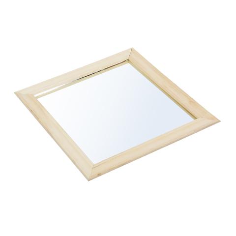 Зеркало квадратное 30х30 см