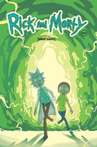 Рик и Морти (книга 1)