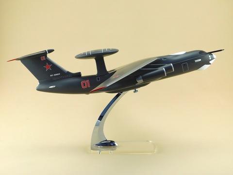 Модель самолета А-50 (М1:100, ВВС России)
