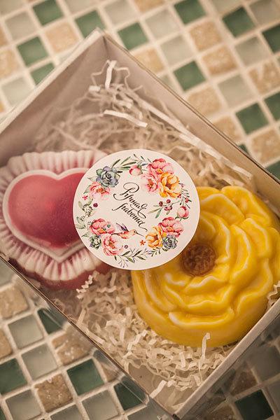 Форма для изготовления мыла Пион