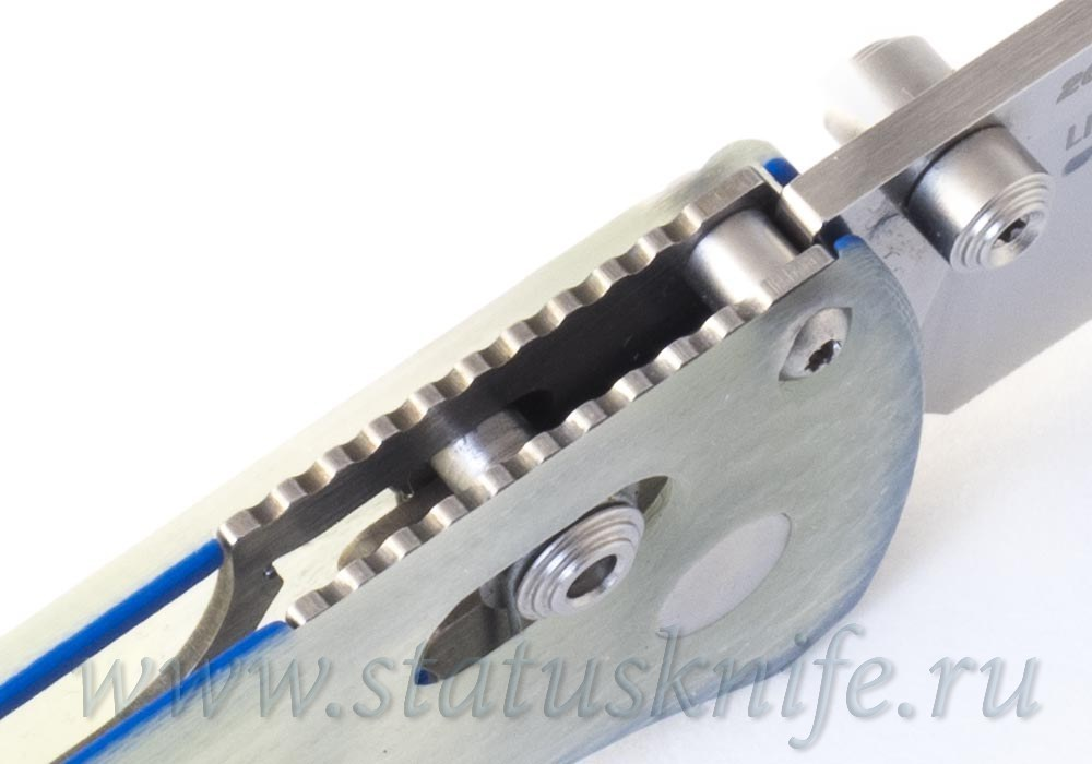 Нож Benchmade BUGOUT 535-1901 Limited CPM 20CV - фотография