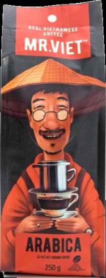 Кофе молотый Mr.Viet Arabica 250 г