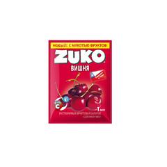 Растворимый напиток Zuko Вишня (блок 12 пакетов)