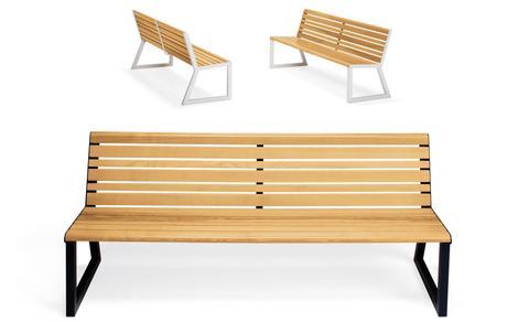 Bench Backrest .h24