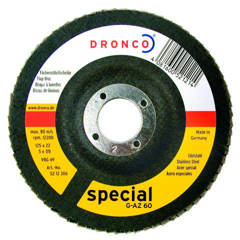 Лепестковый диск Dronco G-AZ K80
