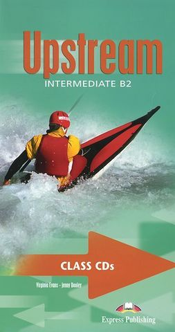 Upstream Intermediate B2 (1st Edition) - Class Audio CD