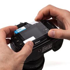 Набор защитных пленок JJC 2в1 для Nikon D5300