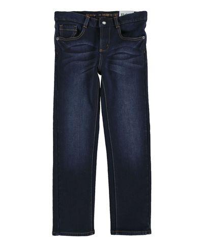 Утепленные водо- и грязеотталкивающие джинсы для мальчика 320144/316/295