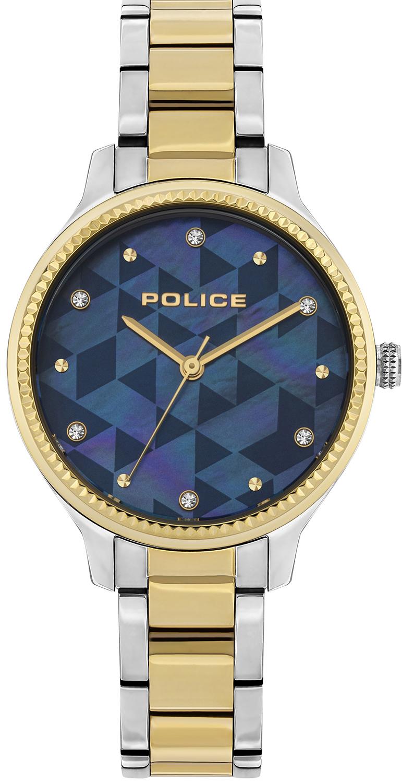 Часы женские Police PL.15695BSTG/D38M Tropea