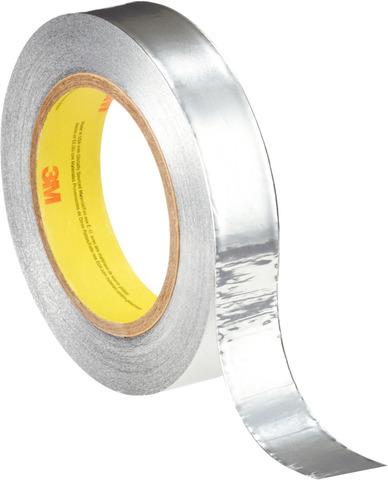 431 Алюминиевая клейкая лента