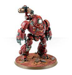 Adeptus Mechanicus Kastelan Robots. Робот