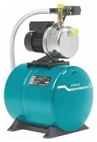 Насос Grundfos Hydrojet JP5 бак 60 литров