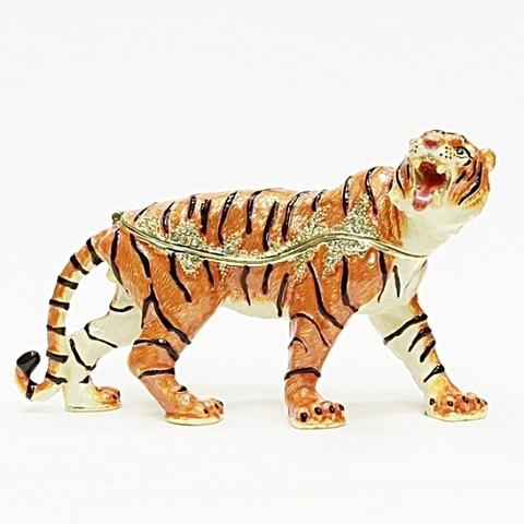Шкатулка Тигр