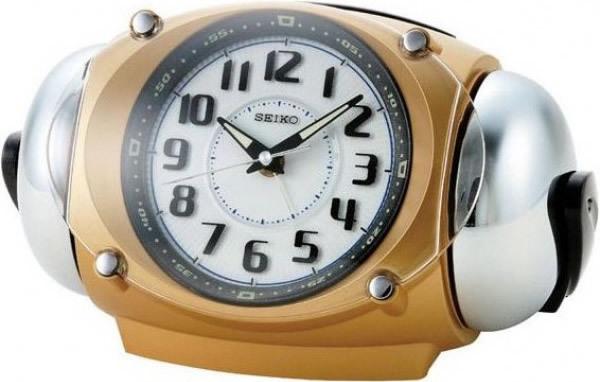 Настольные часы-будильник Seiko QXK110GN