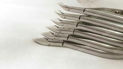 Кусачки Сталекс Classic, для вросшего ногтя NC-61-14 (КМ -05), 14 мм.