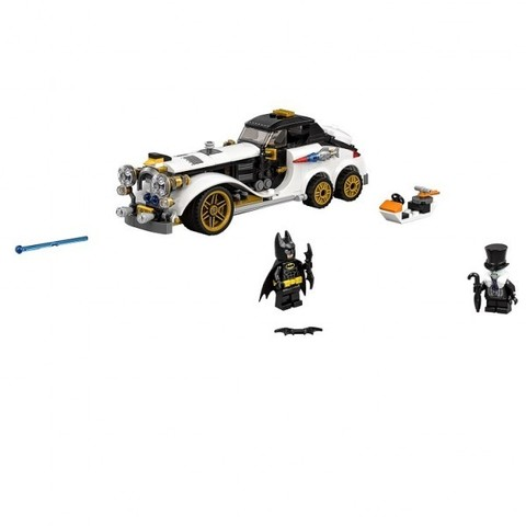 LEGO Batman Movie: Арктический автомобиль Пингвина 70911 — The Penguin Arctic Roller — Лего Бэтмен Муви