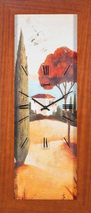 Настенные часы Lowell 05634