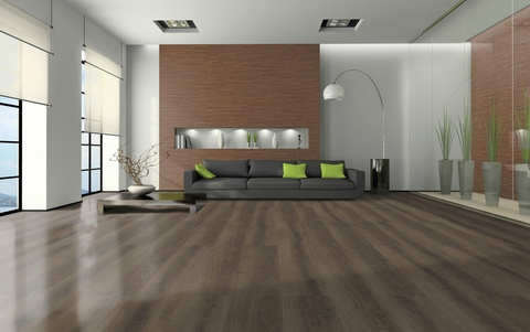 Wiparquet Authentic 8 Narrow (Naturale Brilliant) Дуб Натуральный 31875