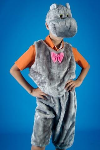 Карнавальный костюм Бегемота 3