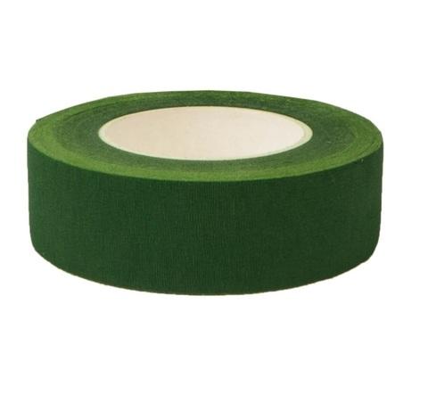 Тейп Лента 24мм*28м, цвет:зеленая, Китай