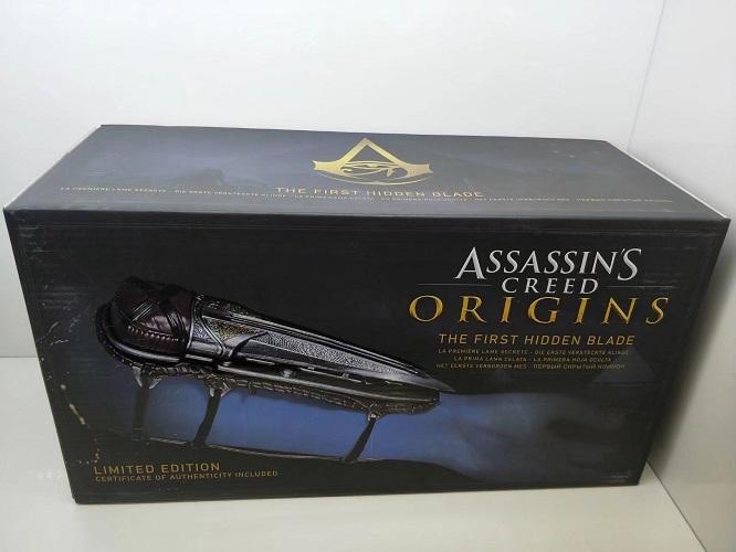 Оружие Ассасин Крид Происхождение Скрытый Клинок