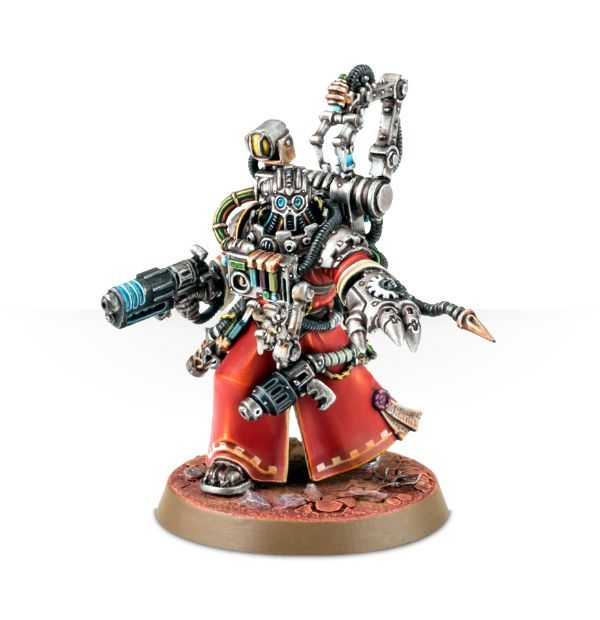 Adeptus Mechanicus Kastelan Robots. Инфокузнец