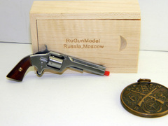 Miniature Smith and Wesson Model 2