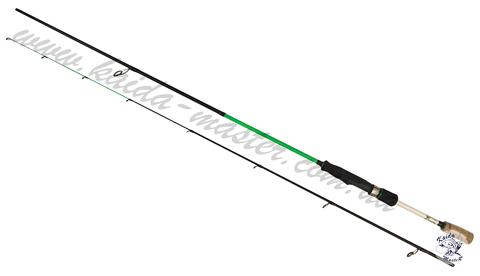 Спиннинг Kaida Lamberta Micro Jig 2,2 метра, тест 1-8г