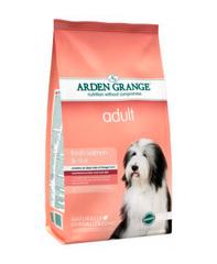 Arden Grange Adult сухой корм для собак с Лососем и рисом 2 кг
