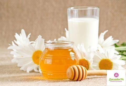 Молоко и Мёд - отдушка косметическая, 10 мл.