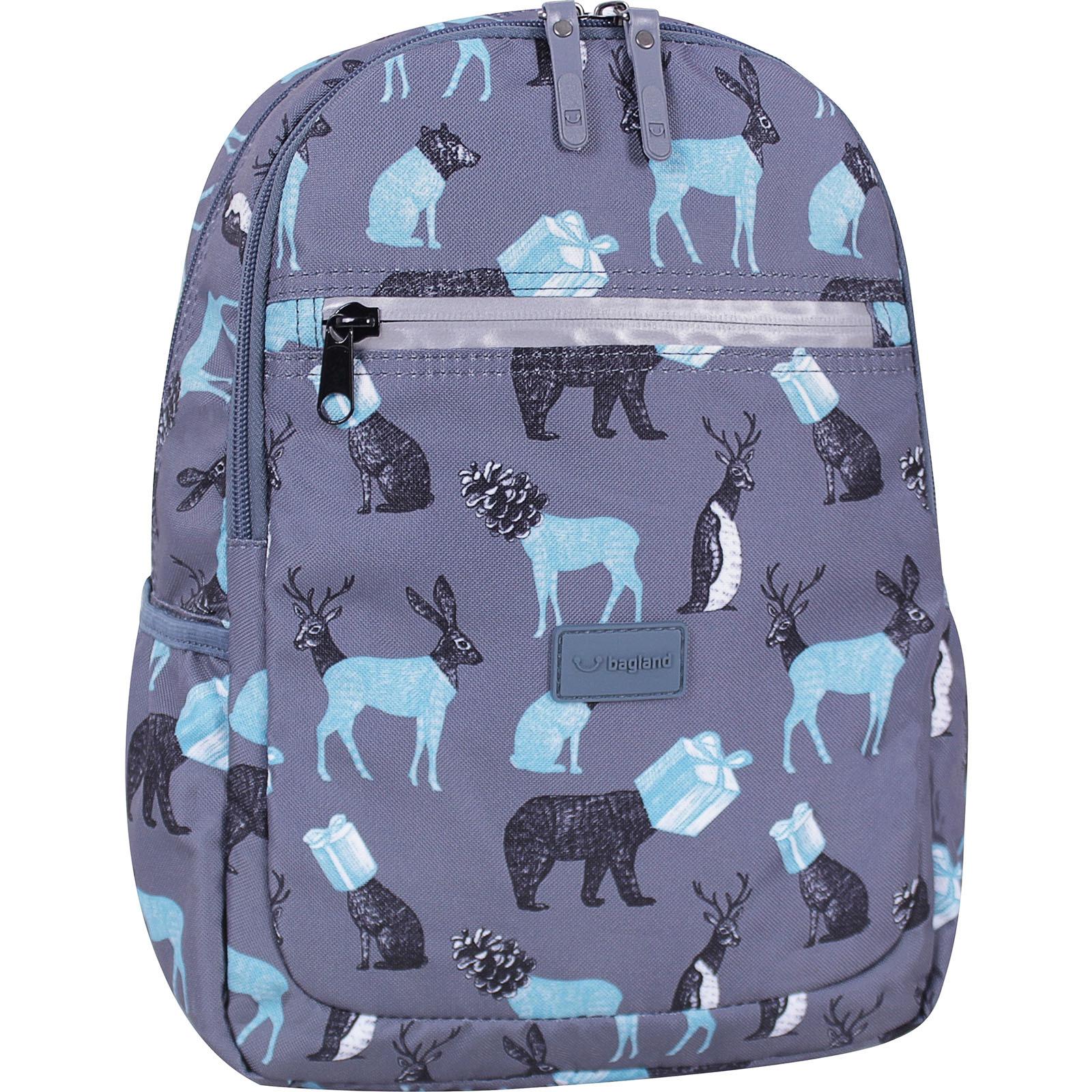 Детские рюкзаки Рюкзак Bagland Young 13 л. сублімація 740 (00510664) IMG_1703суб.740.jpg