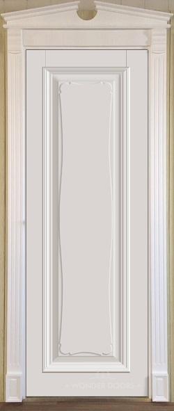 Межкомнатная дверь Violetta 21.1 глухая