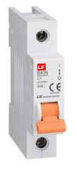 Автоматический выключатель BKN 1P C4A