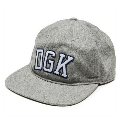 Кепка DGK Bullpen Strapback (Grey)
