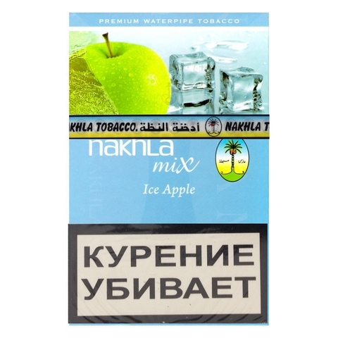 Nakhla Mix ice apple (Яблоко)