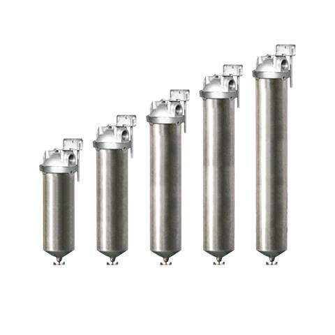Корпус фильтра 20ВВ из нержавеющей стали Raifil HMF 20A 1