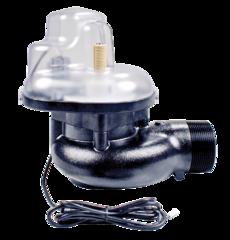 Клапан двухходовой/отсечной NHWB 1.5