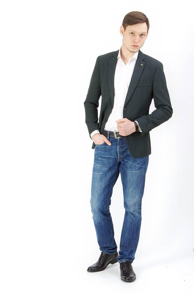 Пиджаки Slim fit JOHN SAINT / Пиджак slim fit IMGP9491.jpg