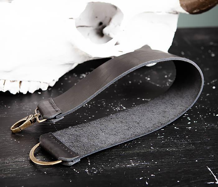 Boroda Design, Кожаный ремень для правки опасной бритвы