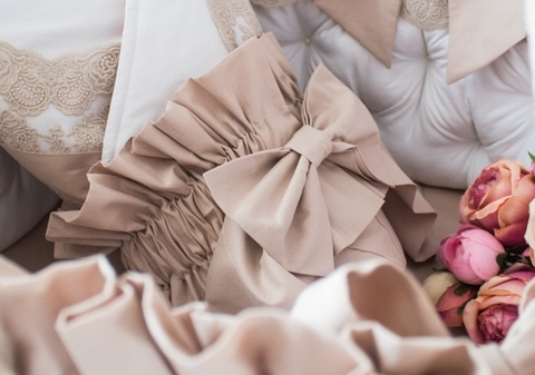 Бант на одеяло- конверт Dynasty