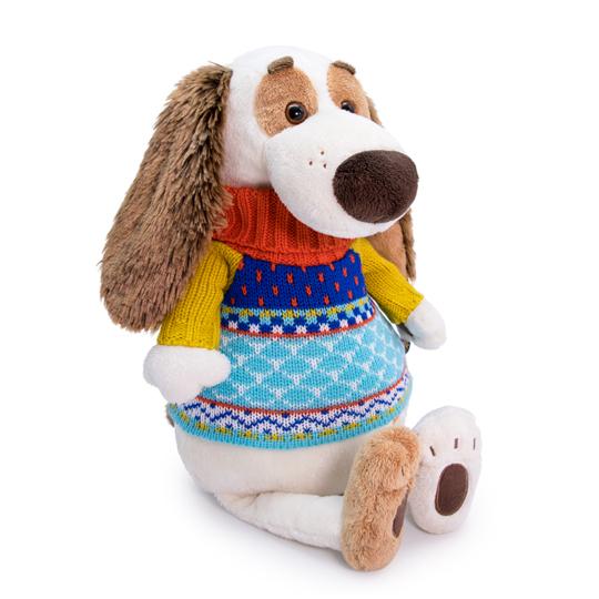 Пес Бартоломей в свитере
