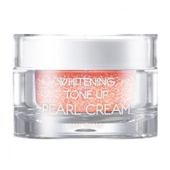 May Island Whitening Tone Up Pearl Cream - Крем для лица c жемчужной пудрой